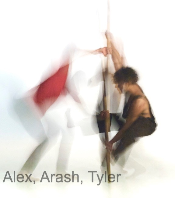 Alex, Arash, Tyler